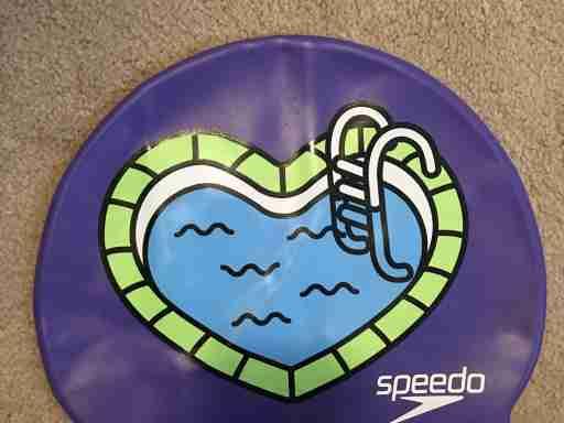 Speedo plavecká čepice