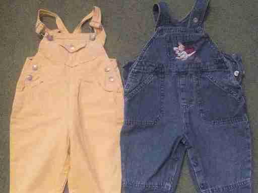 Kalhoty s laclem