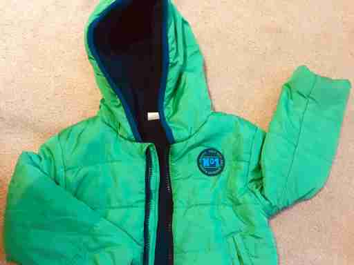 F&F zimní bunda
